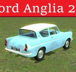 Cipher's Anglia 2.1 E2 Update For Garry's Mod Image 1