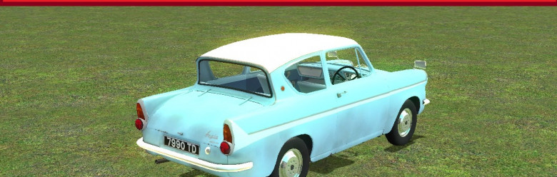 Cipher's Ford Anglia v1.1 For Garry's Mod Image 1