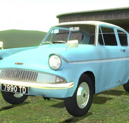 Cipher's Anglia 2.1 E2 Update For Garry's Mod Image 3