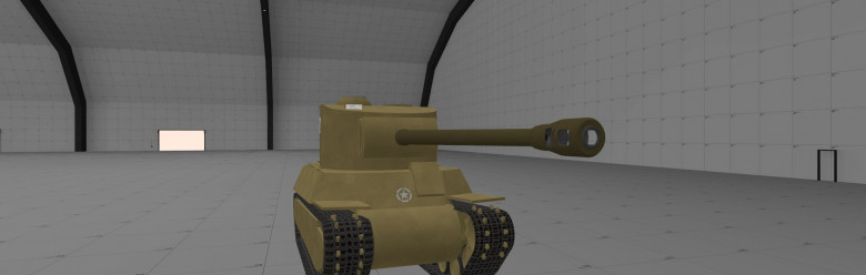 [ACF] M6A2E1 EXP fixed For Garry's Mod Image 1