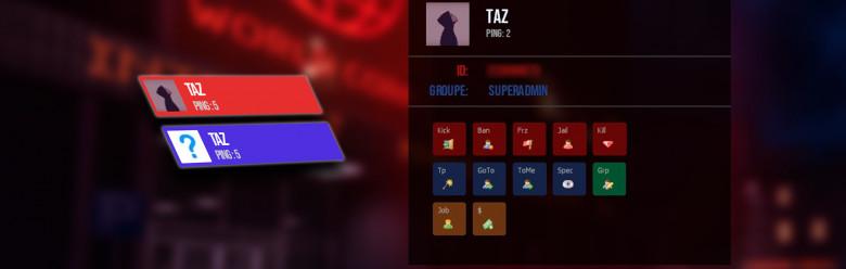 Taz ScoreBoard (ALPHA) For Garry's Mod Image 1