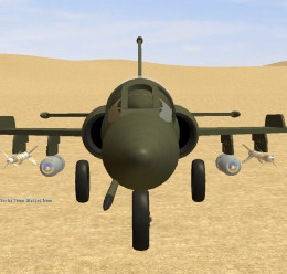 R6A Export Fighter [ACF3] For Garry's Mod Image 3