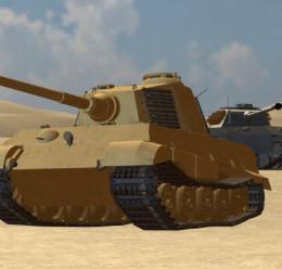 ACF-ACE Pz.Kpfw VI Tiger AusfB For Garry's Mod Image 1