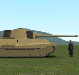 ACF-ACE Pz.Kpfw VI Tiger AusfB For Garry's Mod Image 2
