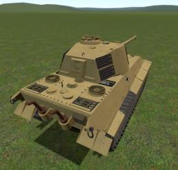 ACF-ACE Pz.Kpfw VI Tiger AusfB For Garry's Mod Image 3