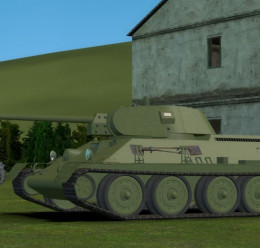 ACF-ACE T-34 1941 and T-34 57 For Garry's Mod Image 1