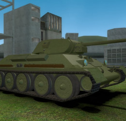 ACF-ACE T-34 1941 and T-34 57 For Garry's Mod Image 3