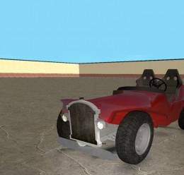 Bob's HL2 Couch Bucket Hot Rod For Garry's Mod Image 1