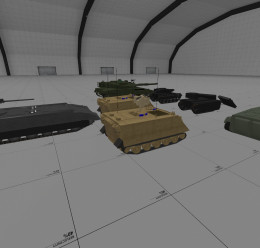 [ACE] Tank Pack 2020 For Garry's Mod Image 1