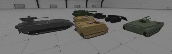 [ACE] Tank Pack 2020