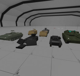 [ACE] Tank Pack 2020 For Garry's Mod Image 2