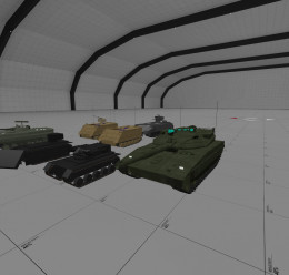 [ACE] Tank Pack 2020 For Garry's Mod Image 3