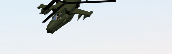 [ACF] Kamov 50 Green camo