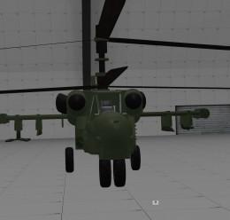 [ACF] Kamov 50 Green camo For Garry's Mod Image 2