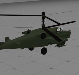 [ACF] Kamov 50 Green camo For Garry's Mod Image 3