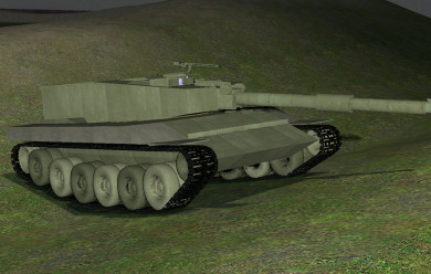 [ACF2] T-39 Main Battle Tank For Garry's Mod Image 2
