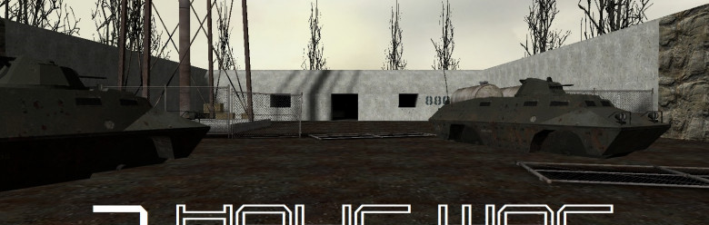 7 hour war bunker (npcs) For Garry's Mod Image 1