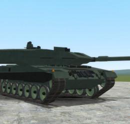 ACE-ACF Leopard2A5 For Garry's Mod Image 3