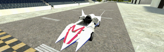 Mach 5 (Speed Racer X)