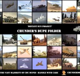 Chunder ACF2 Dupes-Distant Sun For Garry's Mod Image 1