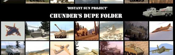 Chunder ACF2 Dupes-Distant Sun
