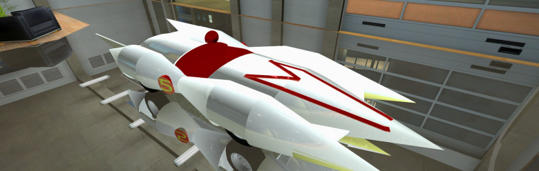 [ACF] Mach 5 For Garry's Mod Image 1