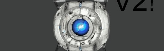 Portal 2 Wheatley V2