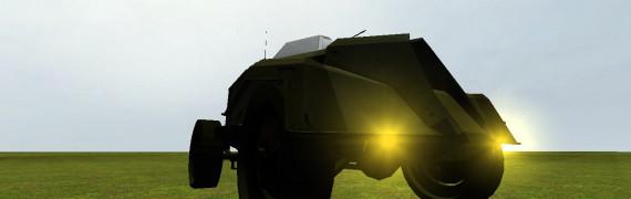Combine drivable APC