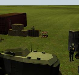 Combine drivable APC For Garry's Mod Image 3