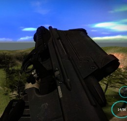 Combat Weapons Pack (Part 1) For Garry's Mod Image 3