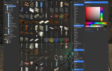 Dark UI For Garry's Mod Image 2