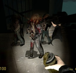 1187_zombie_skins.zip For Garry's Mod Image 1