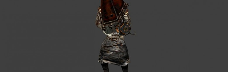 Pyramid Head player and NPC For Garry's Mod Image 1