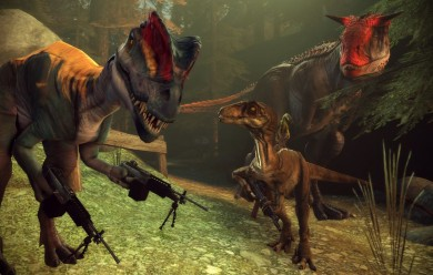 Primal Carnage Dinosaurs For Garry's Mod Image 1
