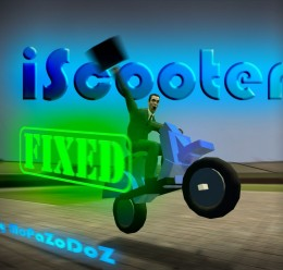 iscooter_fixed.zip For Garry's Mod Image 1