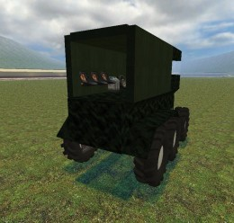 6x4_military_truck.zip For Garry's Mod Image 3