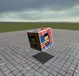 billy4prezcube.zip For Garry's Mod Image 1