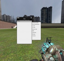 Frosty's Server Admin Mod 1.6 For Garry's Mod Image 3