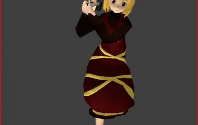 yamame_touhou.zip For Garry's Mod Image 2
