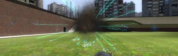 Flechette grenade