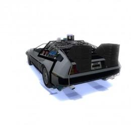 BTTF Delorean replica MK III For Garry's Mod Image 1