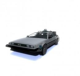 BTTF Delorean replica MK III For Garry's Mod Image 2