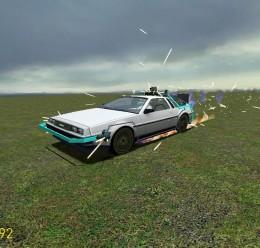 BTTF Delorean replica MK III For Garry's Mod Image 3