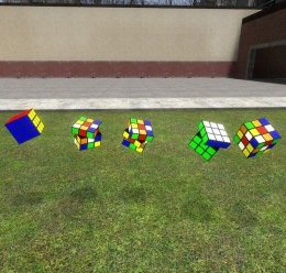 Rubic Cubic For Garry's Mod Image 1
