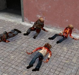 Sleeping NPC's For Garry's Mod Image 1