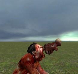 head_zombie.zip For Garry's Mod Image 2