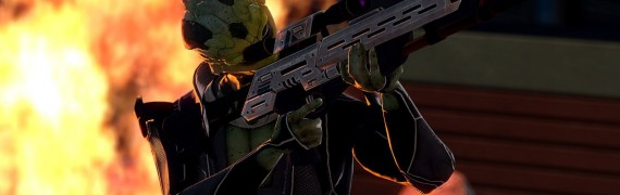Mass Effect 2 - Thane Krios