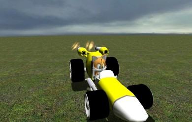 tails_drift.zip For Garry's Mod Image 1