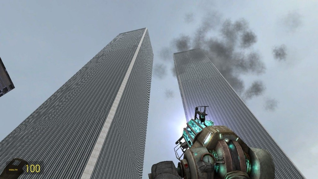 9/11 Twin Towers Map(Original) | garrysmods org