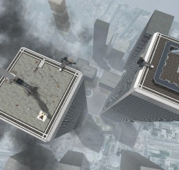 9/11 Twin Towers Map(Original) For Garry's Mod Image 2